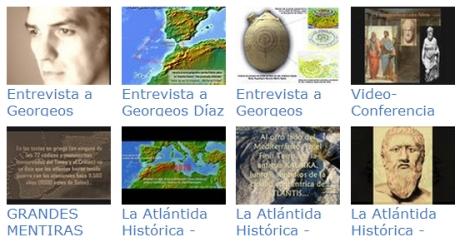 Videos de (o sobre) Georgeos Díaz-Montexano