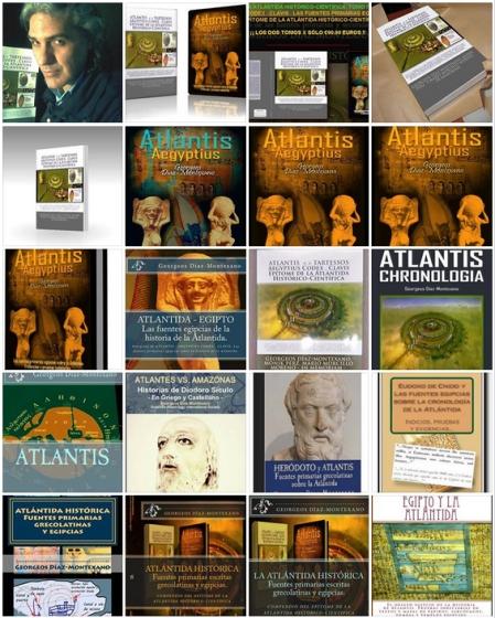 Libros de Georgeos Díaz-Montexano