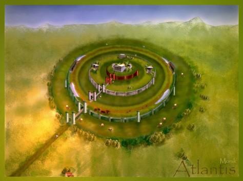 Metrópolis de Atlantis - Monik Perz-2