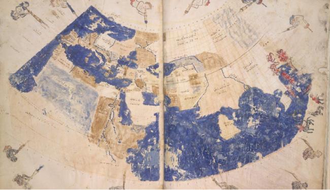 El remoto origen fenicio de los mapas de Ptolemeo - Georgeos Diaz-Montexano
