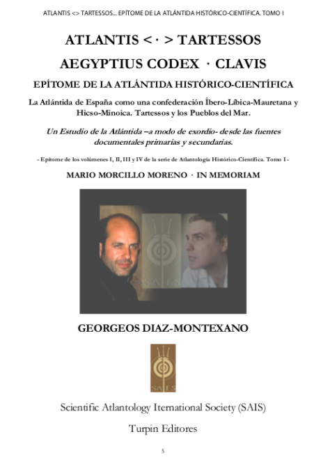 Página de presentación del libro.