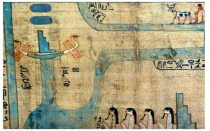 El Origen Egipcio Del Nombre De España. Nueva Teoría