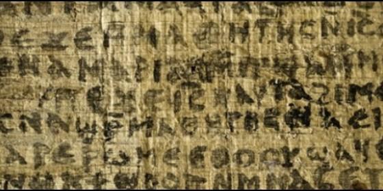 Conclusiones sobre el manuscrito de la esposa de Jesús