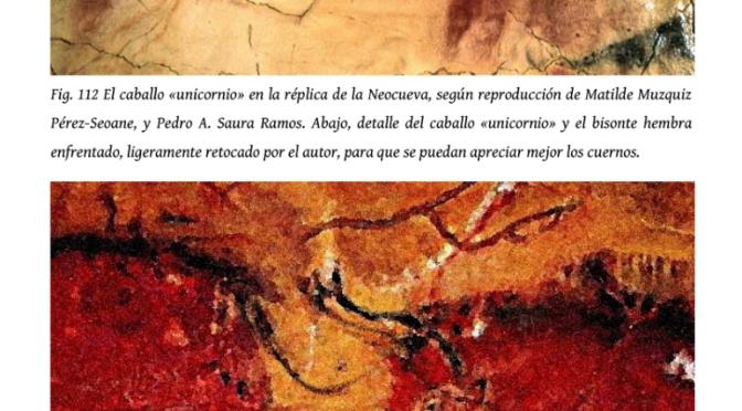 Georgeos Díaz-Montexano: EL CABALLO «UNICORNIO» DE ALTAMIRA