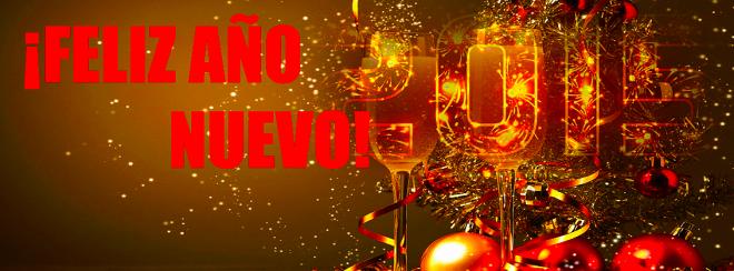 ¡FELIZ NUEVO AÑO 2015!