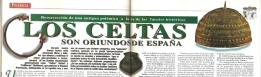 """Los Celtas son oriundos de Iberia. Resurrección de una antigua polémica a la luz de las fuentes históricas, por Georgeos Díaz-Montexano, Enero/Febrero de 1996, revista """"Arqueología Sin Fronteras""""."""