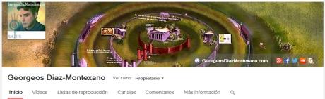 Georgeos Díaz-Montexano - Youtube