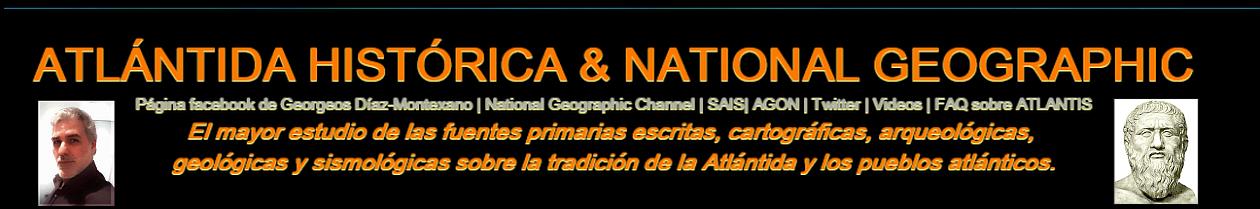 Georgeos Díaz-Montexano – Atlántida Histórica