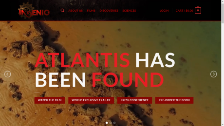 Atlantis finally discovered? An analysis of the three fundamental cornerstones of the documentary ATLANTICA, by Ingenio Films.